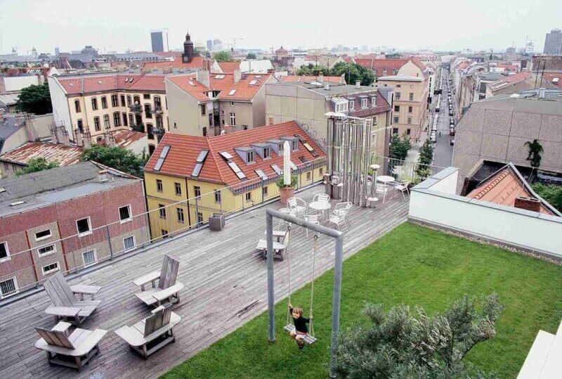 Trawa na dachu Katowice