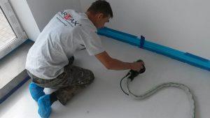 jak przygotować podłoże pod beton