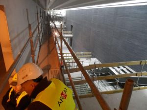 betonowe ściany nospr